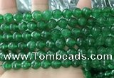 CCN6351 6mm, 8mm, 10mm, 12mm & 14mm faceted round candy jade beads