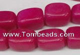 CCN639 15.5 inches 12*18mm nuggets candy jade beads wholesale