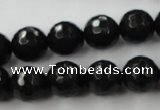 CCN885 15.5 inches 18mm faceted round candy jade beads
