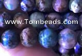CCS858 15.5 inches 6mm round natural chrysocolla beads wholesale