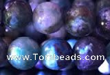 CCS859 15.5 inches 8mm round natural chrysocolla beads wholesale