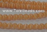 CCT1102 15 inches 2mm round tiny cats eye beads wholesale