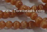 CCT1145 15 inches 3mm round tiny cats eye beads wholesale