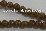 CCT1150 15 inches 3mm round tiny cats eye beads wholesale