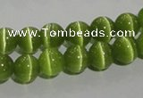 CCT1223 15 inches 4mm round cats eye beads wholesale