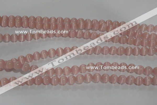 CCT1266 15 inches 5mm round cats eye beads wholesale