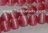 CCT1268 15 inches 5mm round cats eye beads wholesale