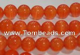 CCT1269 15 inches 5mm round cats eye beads wholesale