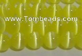 CCT1274 15 inches 5mm round cats eye beads wholesale
