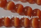 CCT1322 15 inches 6mm round cats eye beads wholesale