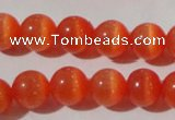 CCT1323 15 inches 6mm round cats eye beads wholesale