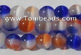 CCT1340 15 inches 6mm round cats eye beads wholesale