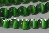 CCT1355 15 inches 6mm round cats eye beads wholesale