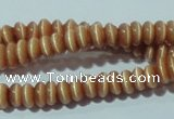 CCT215 15 inches 2*4mm rondelle cats eye beads wholesale