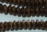 CCT247 15 inches 3*6mm rondelle cats eye beads wholesale