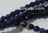 CCT328 15 inches 4mm faceted round cats eye beads wholesale
