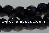 CCT384 15 inches 8mm faceted round cats eye beads wholesale