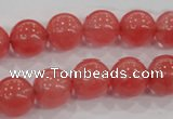 CCY104 15.5 inches 12mm round cherry quartz beads wholesale