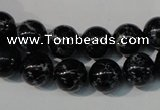 CDI683 15.5 inches 10mm round dyed imperial jasper beads