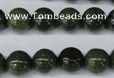 CDJ101 15.5 inches 12mm round Canadian jade beads wholesale