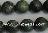 CDJ17 15.5 inches 16mm round Canadian jade beads wholesale