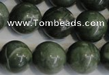 CDJ18 15.5 inches 18mm round Canadian jade beads wholesale