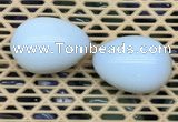 CDN333 35*50mm egg-shaped opal decorations wholesale
