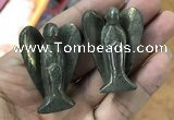 CDN483 30*40mm angel pyrite decorations wholesale