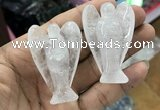 CDN490 35*50mm angel white crystal decorations wholesale