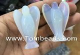 CDN492 35*50mm angel opal decorations wholesale