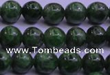 CDQ03 15.5 inches 6mm round A- grade diopside gemstone beads
