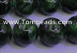 CDQ05 15.5 inches 10mm round A- grade diopside gemstone beads