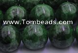 CDQ55 15.5 inches 11mm round A grade diopside gemstone beads