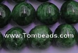 CDQ64 15.5 inches 10mm round A+ grade diopside gemstone beads