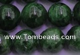 CDQ65 15.5 inches 12mm round A+ grade diopside gemstone beads