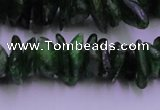 CDQ71 15.5 inches 5*10mm - 8*15mm diopside chips gemstone beads
