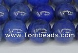CDU345 15.5 inches 14mm round blue dumortierite beads wholesale