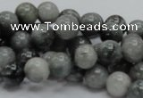 CEE05 15.5 inches 10mm round eagle eye jasper beads wholesale