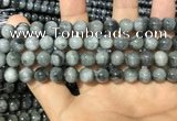 CEE516 15.5 inches 8mm round eagle eye jasper beads wholesale
