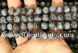 CEE520 15.5 inches 8mm round eagle eye jasper beads wholesale
