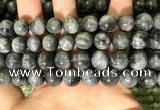 CEE521 15.5 inches 10mm round eagle eye jasper beads wholesale