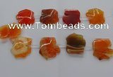 CFG1240 15.5 inches 30*40mm - 35*45mm elephant agate beads