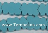 CFG285 15.5 inches 17*25mm carved turquoise beads