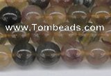 CFL1104 15.5 inches 12mm round yellow fluorite gemstone beads