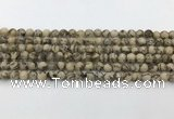 CFS408 15.5 inches 4mm faceted round feldspar beads wholesale