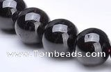 CGA04 Round 14mm natural garnet gemstone beads Wholesale