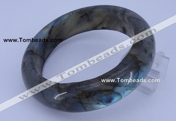 CGB480 Inner diameter 59mm fashion labradorite gemstone bangle