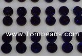 CGC111 14mm flat round druzy quartz cabochons wholesale