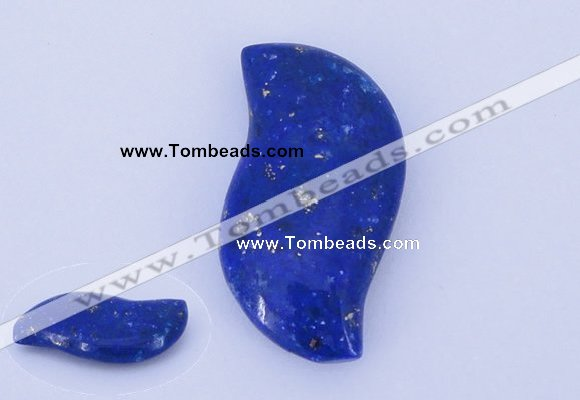 CGC47 15*28mm marquise natural lapis lazuli gemstone cabochons
