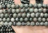 CGJ513 15.5 inches 10mm round green forst jasper beads wholesale